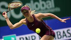 Tenis - WTA Torneo Finals Singapur (China): E. Svitolina - K. Pliskova