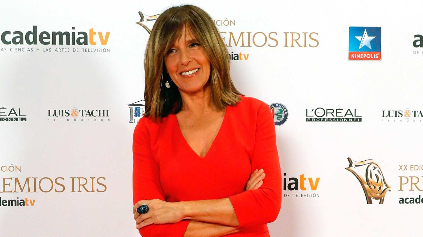Ana Blanco, galardonada con el Premio a la Trayectoria Jesús Hermida