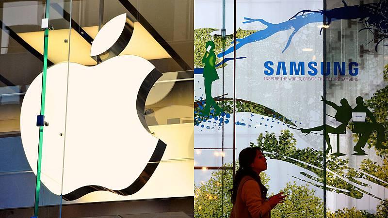 Un tribunal italiano multa a Apple y Samsung por 'obsolescencia programada'