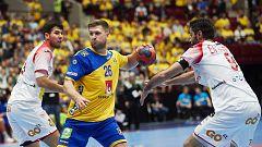 Balonmano - Europa Cup de Selecciones 2018/19 1ª jornada: Suecia - España