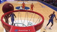 Baloncesto- Eurocup 4ª jornada: Zenit St. Petersburg - Valencia Basket