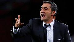 """Valverde: """"Necesitábamos dar un paso al frente"""""""