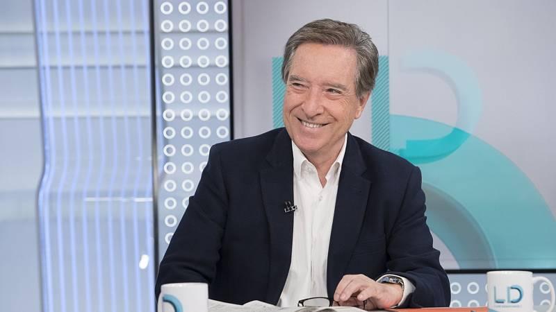 Los desayunos de TVE - Iñaki Gabilondo, periodista  - ver ahora