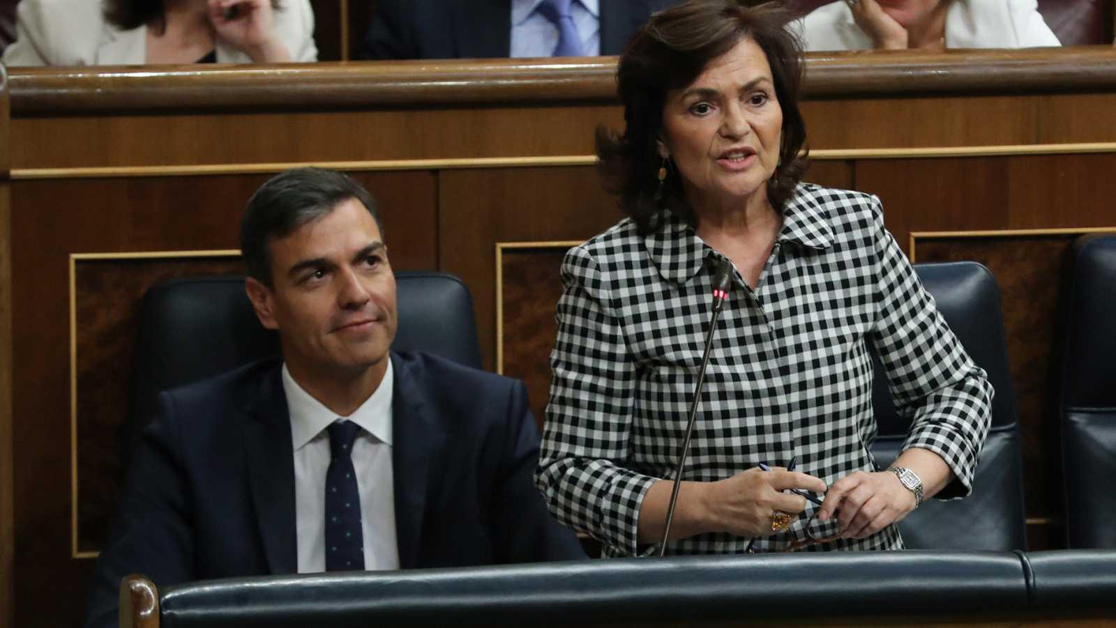 """El Gobierno vincula el delito de rebelión a unos """"instrumentos de fuerza"""" ligados a las """"armas"""""""
