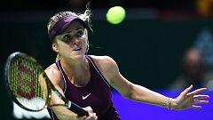 Tenis - WTA Torneo Finals Singapur (China): C. Wozniacki - E. Svitolina