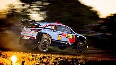 WRC - Campeonato del Mundo. Rally RACC Cataluña - Rally de España Tramo en Directo 1