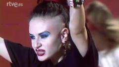La bola de cristal - Concierto de Alaska y Dinarama - 29/11/1986