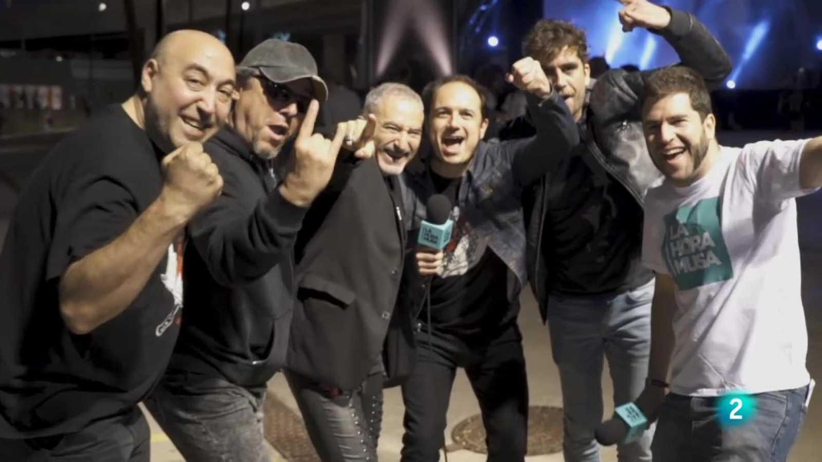 La Hora Musa - Reportaje - La Banda Trapera del Río