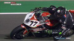 Motociclismo - Campeonato del Mundo Superbike. Superpole prueba Catar