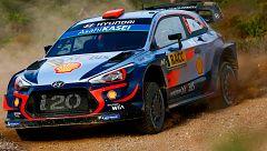 Rally de Cataluña - Dani Sordo, con opciones de podio