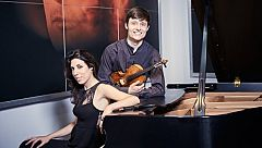 Café Zimmermann - Alejandro Bustamante y Patricia Arauzo