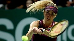 Tenis - WTA Torneo Finals Singapur (China) 1ª Semifinal: K.Bertens - E.Svitolina