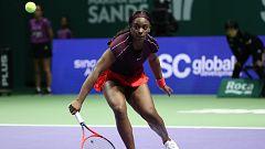 Tenis - WTA Torneo Finals Singapur (China) 2ª Semifinal: K. Pliskova - S.Stephens.