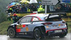 WRC - Campeonato del Mundo. Rally RACC Cataluña - Rally de España Tramo en Directo 2