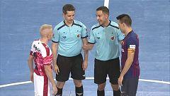Fútbol Sala - Liga Nacional 7ª jornada: FC Barcelona Lassa - El Pozo Murcia