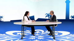 Medina en TVE - Cómo hablar a los niños de xenofobia