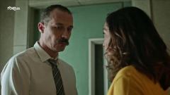 Estoy vivo - Laura confunde a Santos con Márquez