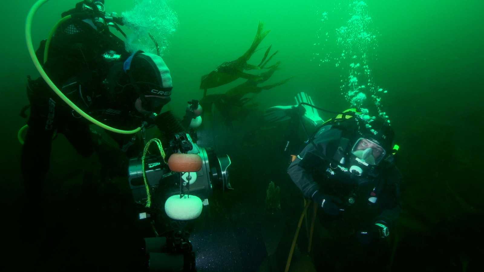 Hundidos - RMS Solway - ver ahora