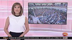 Parlamento-Foco Parlamentario-Sanchez-Casado y Pleno Armas-27-10-18