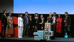 Versión Española recoge la espiga de Oro de la Seminci por su 20 aniversario