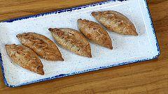 Torres en la cocina - Empanadillas dulces