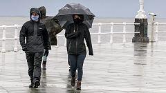 La Mañana - Continúa el temporal de lluvia, frío y nieve