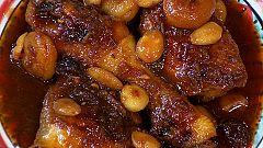 Torres en la cocina - Pollo con melaza