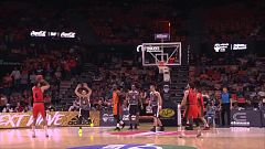 Baloncesto - Eurocup 5ª jornada: Valencia Basket - Dolomiti Energía Trento desde Valencia