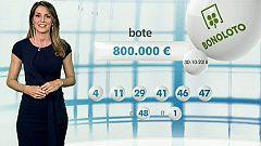 Bonoloto + EuroMillones - 30/10/18