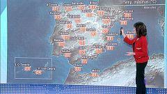 Tormentas muy fuertes en el  noroeste y sur peninsular y aumento de temperaturas en los próximos días