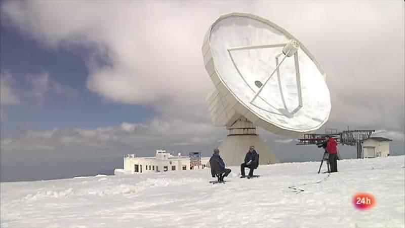 Radioastronomía en el Pico Veleta