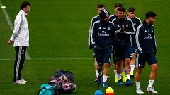 El Real Madrid estrena a Solari en Melilla
