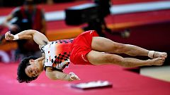 Gimnasia artística - Campeonato del Mundo Final Individual Masculina