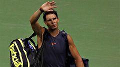 Rafa Nadal no jugará en París por problemas abdominales y pierde el número 1