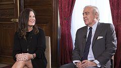 Conversatorios en Casa de América - Alana Moceri y Antonio Camuñas