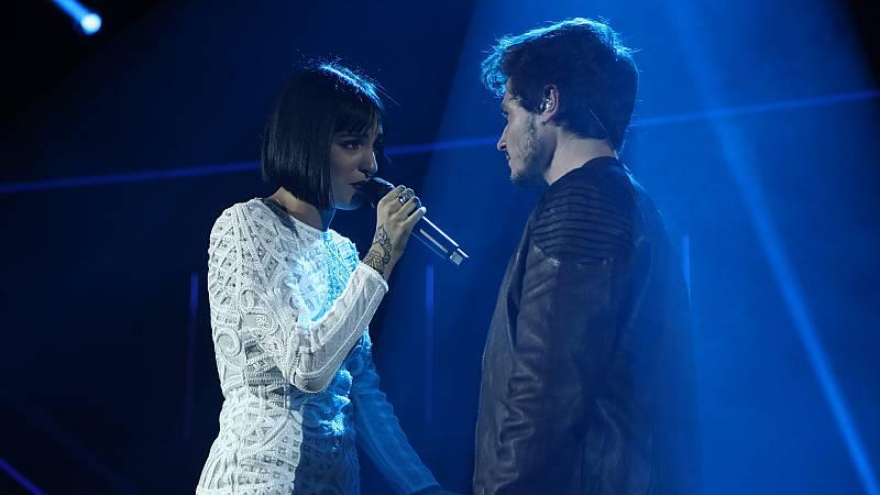 "OT 2018 - Miki y Natalia cantan ""Shallow"" en la gala 6"