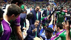 Baloncesto - Eurocup 5ª jornada: Fiat Turín - Unicaja Málaga, desde Turín (Italia)