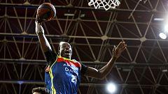 Baloncesto - Eurocup 5ª jornada: As Mónaco - Morabanc Andorra, desde Mónaco