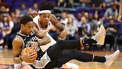 Noche 'de miedo' en la NBA
