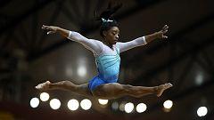 Gimnasia artística - Campeonato del Mundo Final Individual Femenina