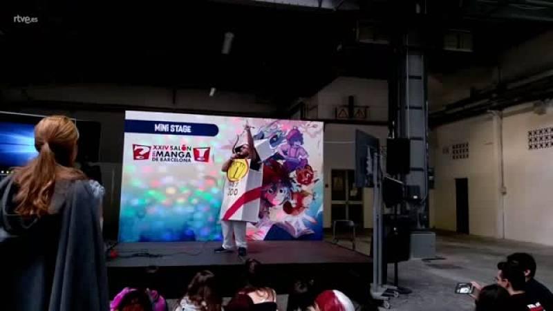 Salón del manga - El karaoke y el k-pop arrasan en la feria del manga