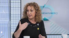 Los desayunos de TVE - Ester Capella, consellera de Justicia de la Generalitat de Cataluña