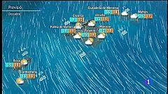 El temps a les Illes Balears - 02/11/18