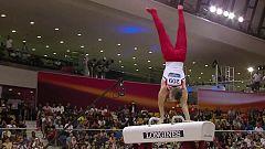 Gimnasia artística - Campeonato del Mundo. Final Masculina Caballo con arcos