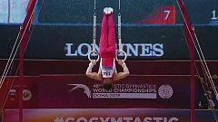 Gimnasia artística - Campeonato del Mundo. Final Masculina Anillas