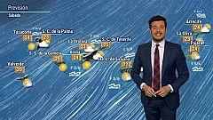 El tiempo en Canarias - 03/11/2018