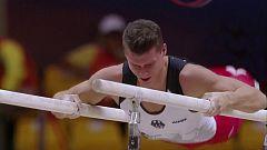 Gimnasia artística - Campeonato del Mundo. Final Masculina Paralelas