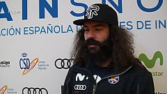 "Regino Hernández: ""El objetivo principal va a ser el Mundial de Park City (Utah)"""