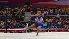 Gimnasia artística - Campeonato del Mundo. Final Femenina Suelo