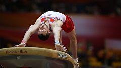 Gimnasia artística - Campeonato del Mundo. Final Masculina Salto